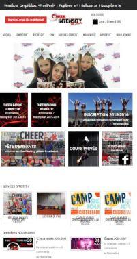 site web cheer